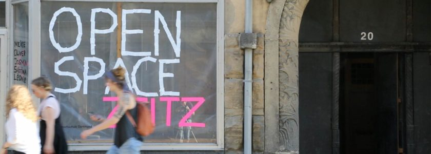 Video online: Open Space Zeitz