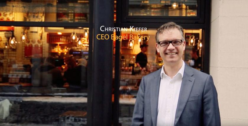 Christian Kiefer, Bagel Bakery