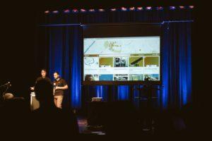 INKA+ Live-Demo auf der Bühne