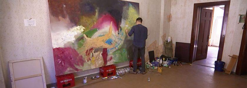 """Zeitz soll leben: <br/>Wie Künstler eine """"Geisterstadt"""" nahe Leipzig retten wollen"""